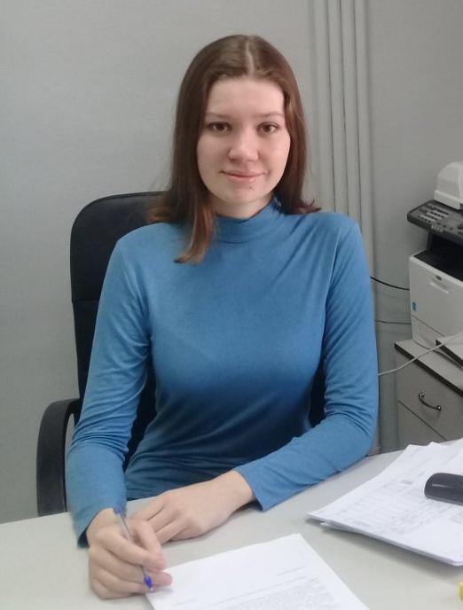 Тихонова Анастасия Николаевна