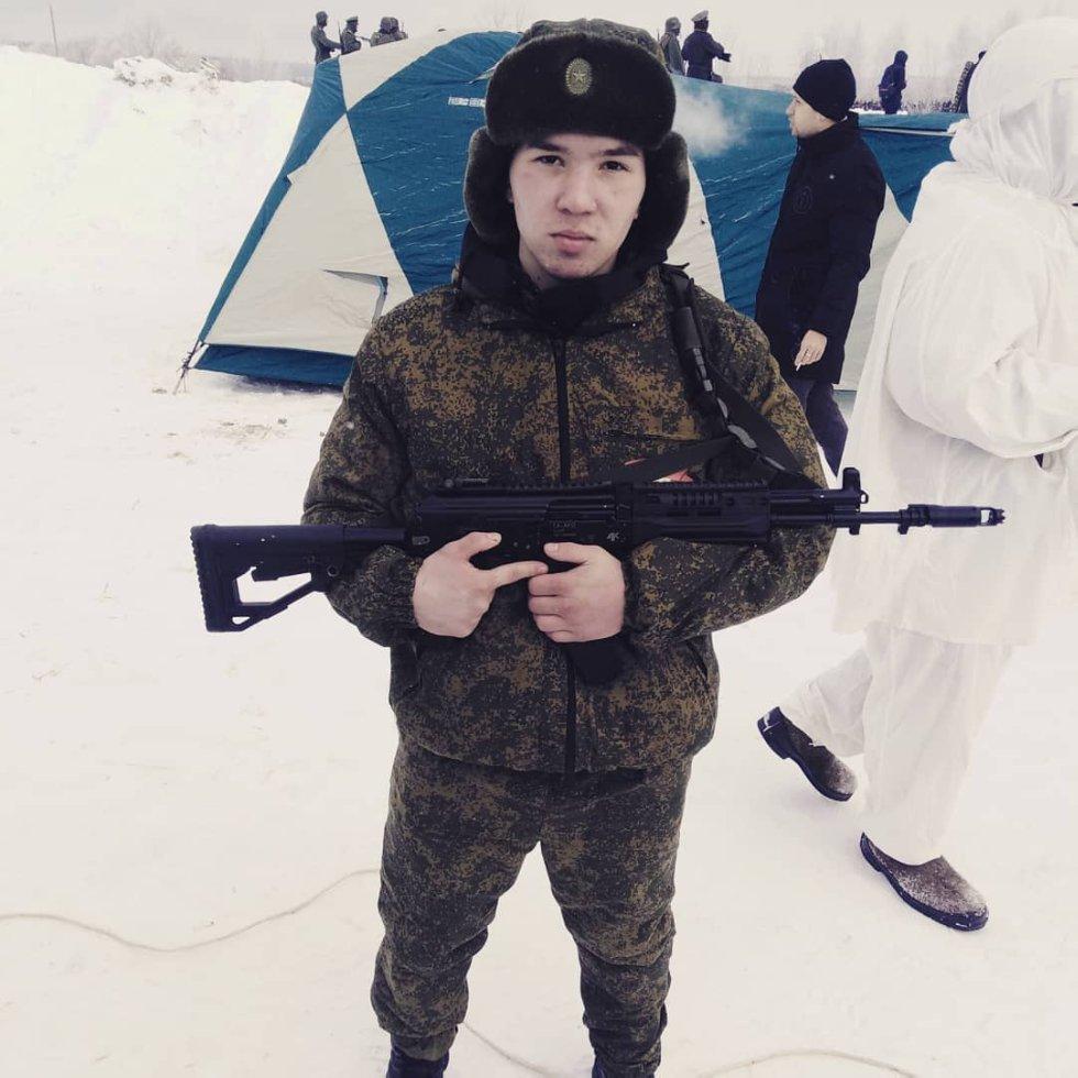 Халимов Эмиль Ирекович