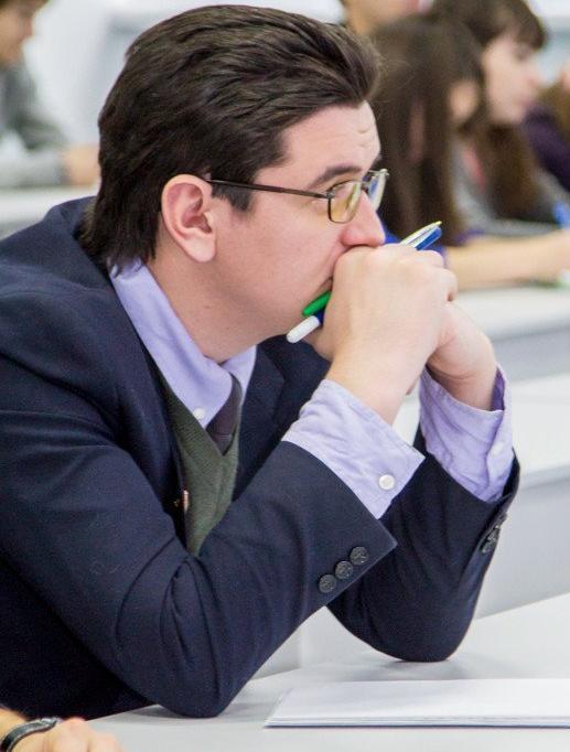 Новоселов Олег Геннадьевич