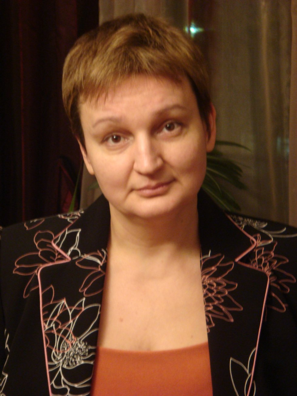 Власова Вера Константиновна