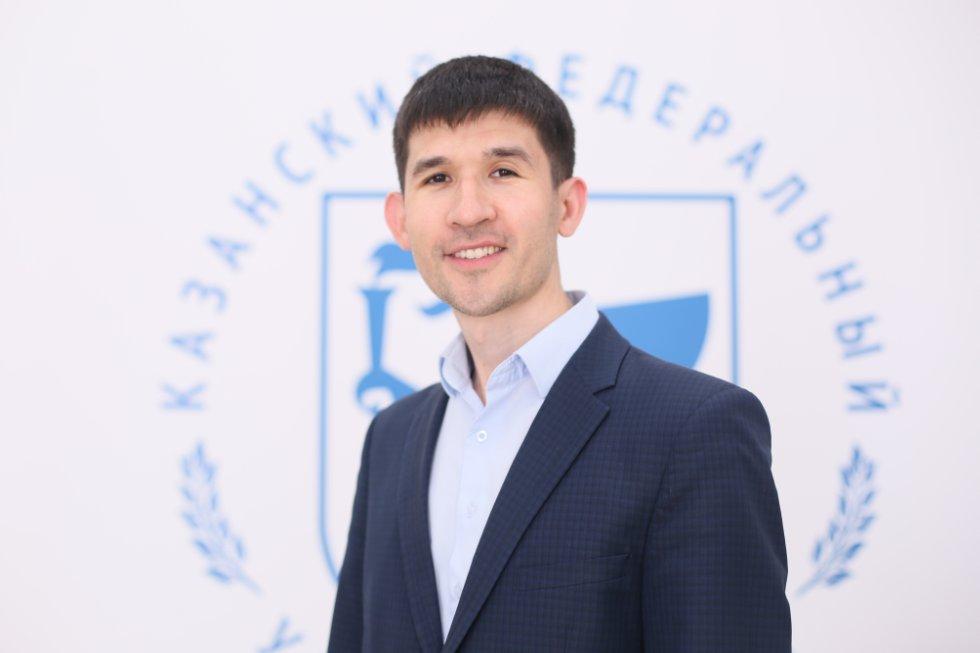 Валиев Динар Зиннурович