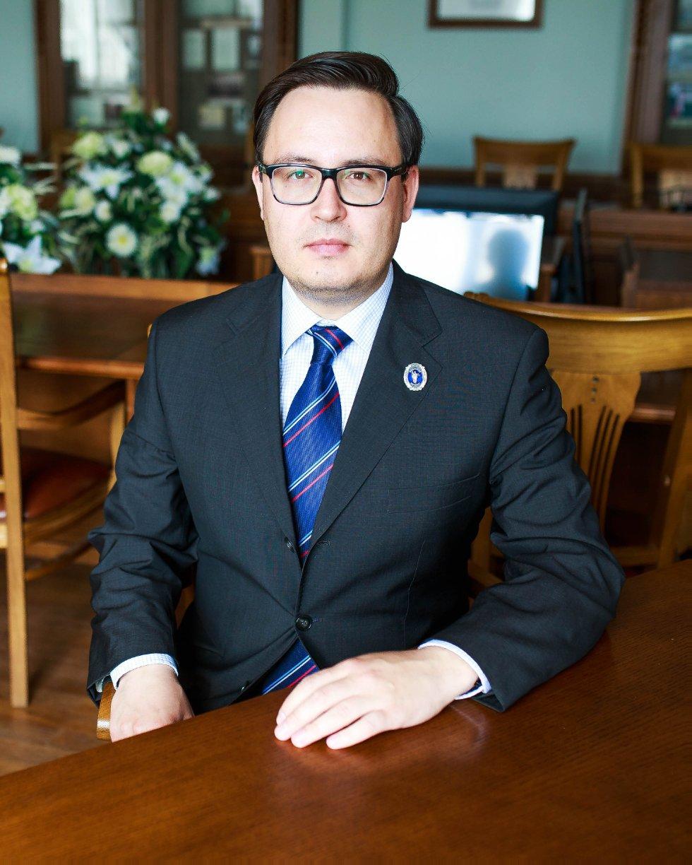 Губайдуллин Айдар Рушанович