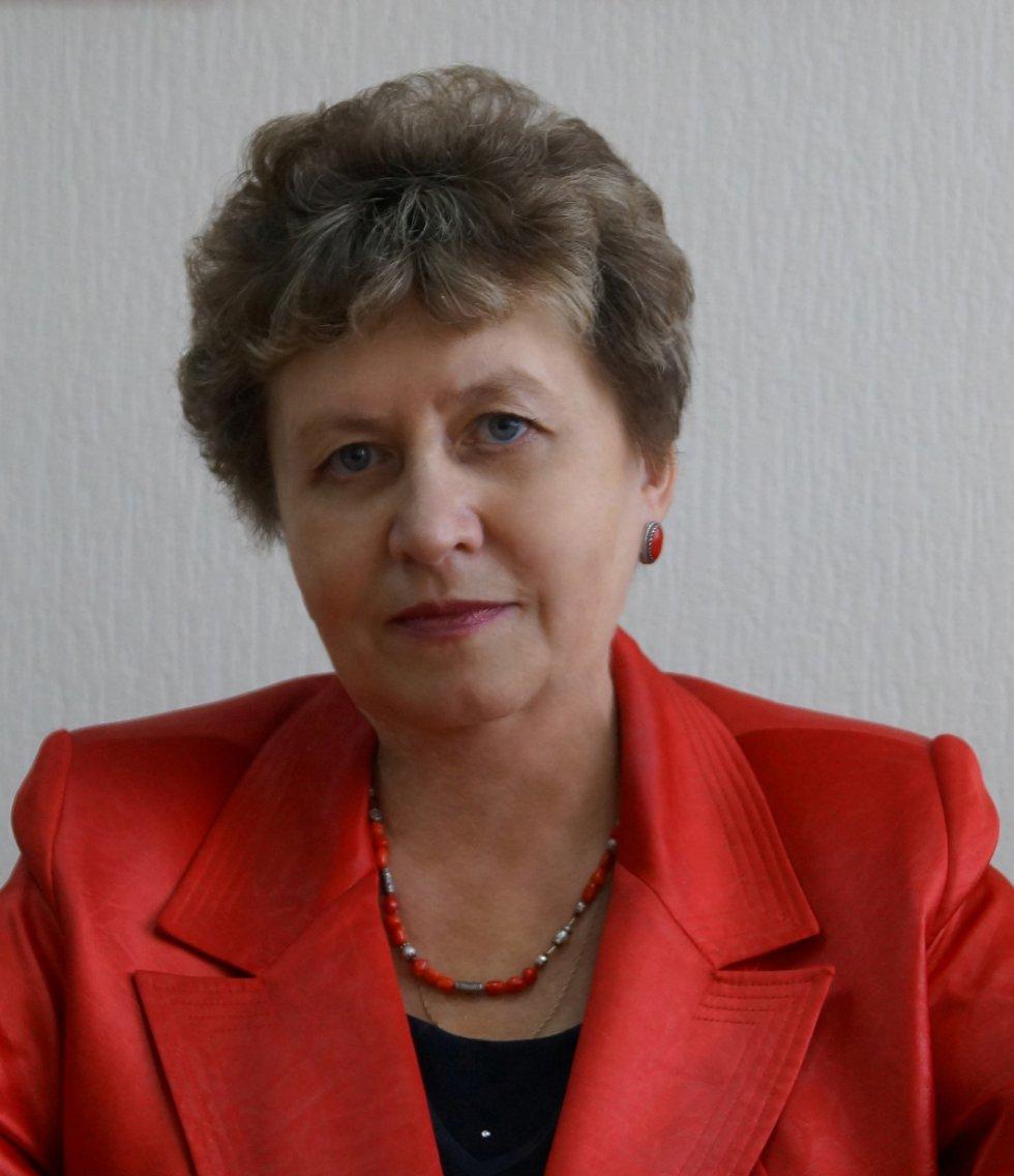 Куликова Лидия Ивановна