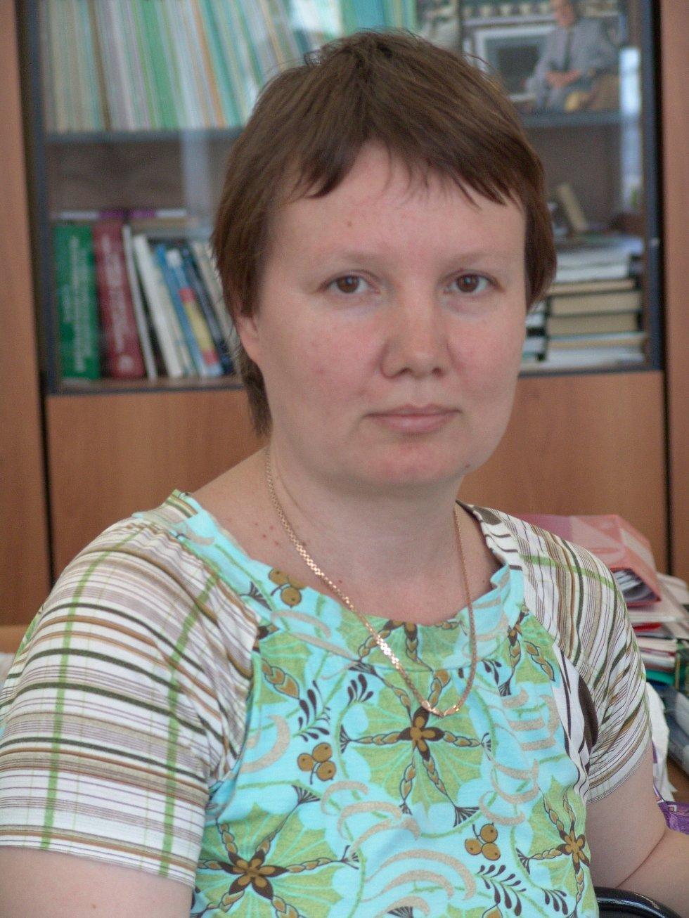 Habibullina Gulnara Rushanovna