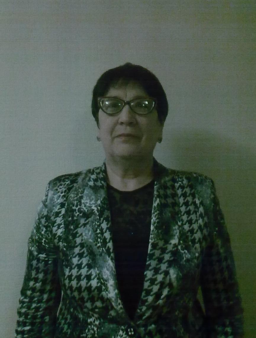 Буравлева Вера Викторовна