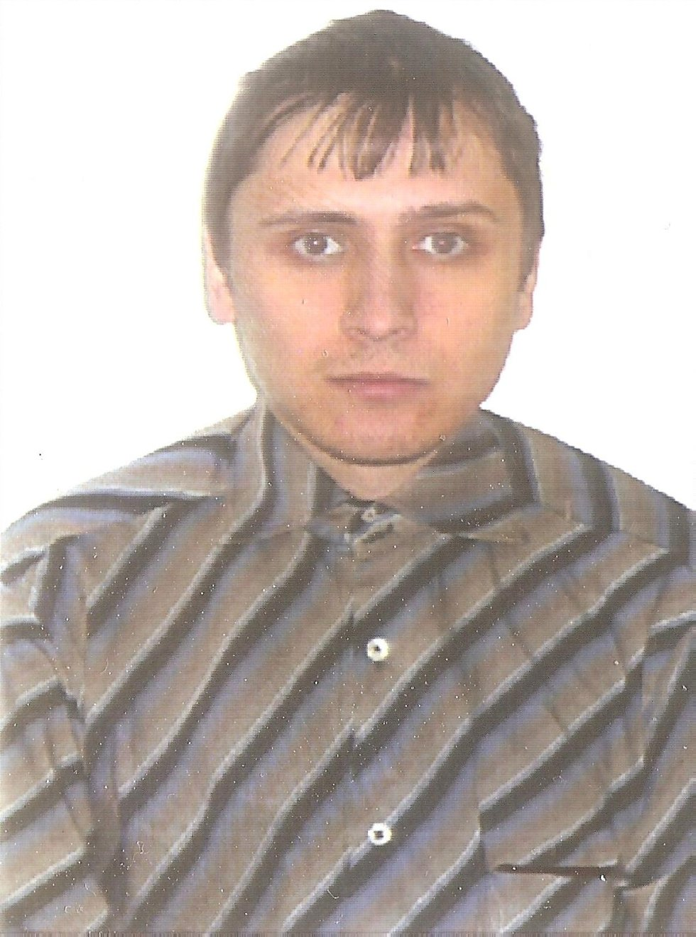 Усанин Владимир Сергеевич
