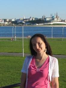 Zaripova Nailya Rashitovna