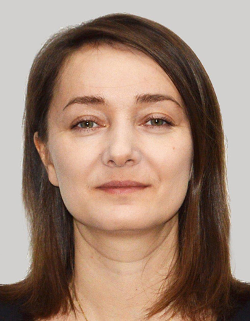 Васильева Евгения Михайловна