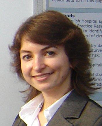 Shafigullina Aygul Kasyjmovna
