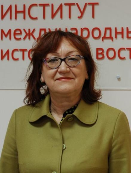 Садыкова Эльмира Ленаровна