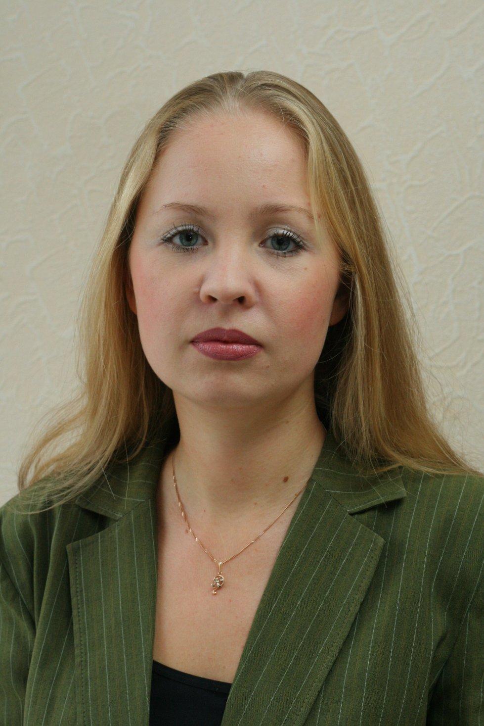 Селивановская Юлия Игоревна