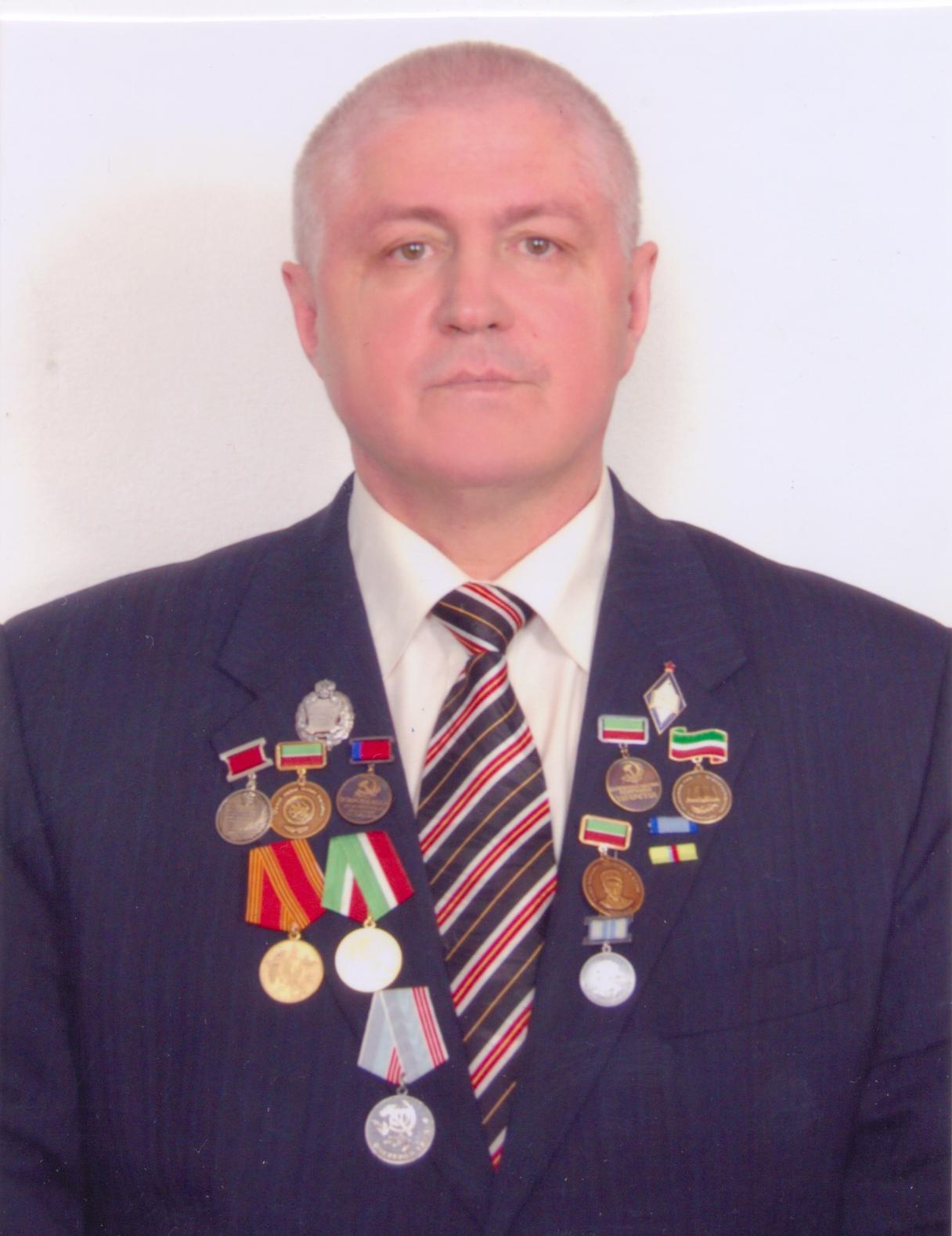 Хузиахметов Анвар Нуриахметович