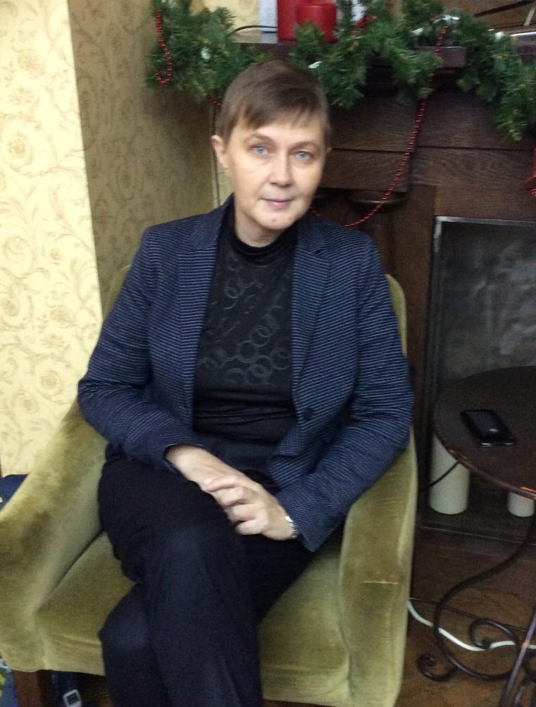Оглезнева Надежда Владимировна