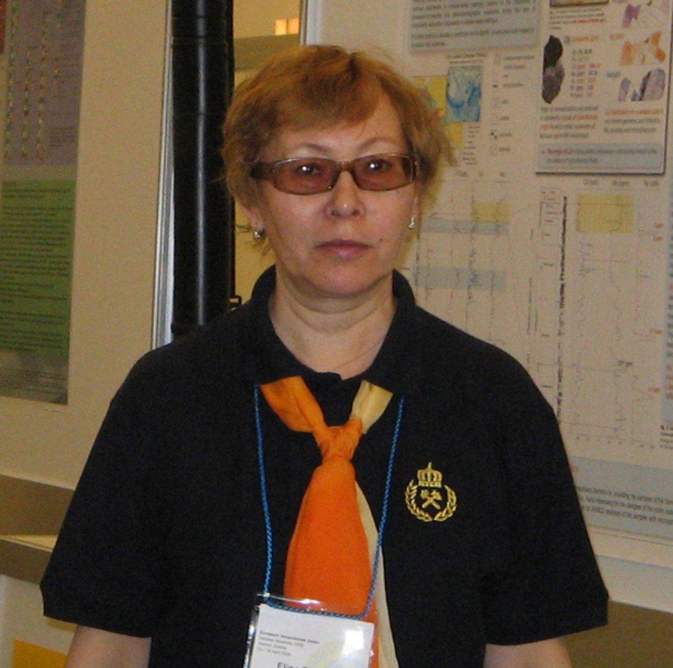 Sitdikova Lyalya Mirsalichovna