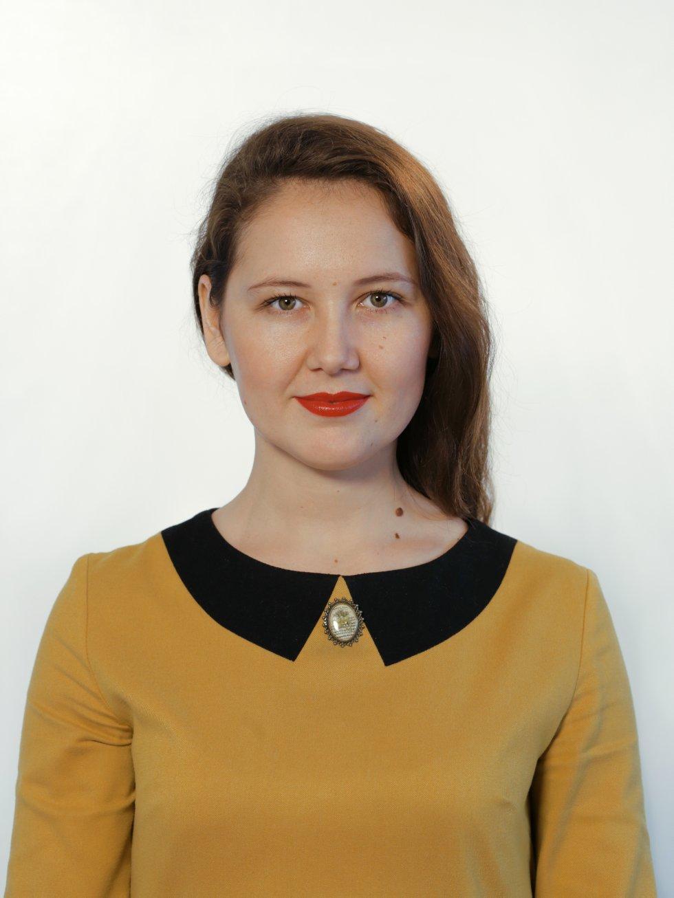 Rakhimova Yazgul Rinatovna