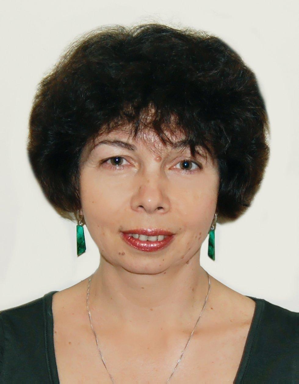 Pavlova Ljubov Romenovna