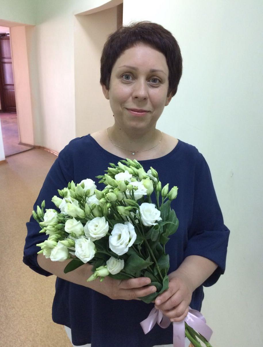 Smirnova Elena Vasilyevna