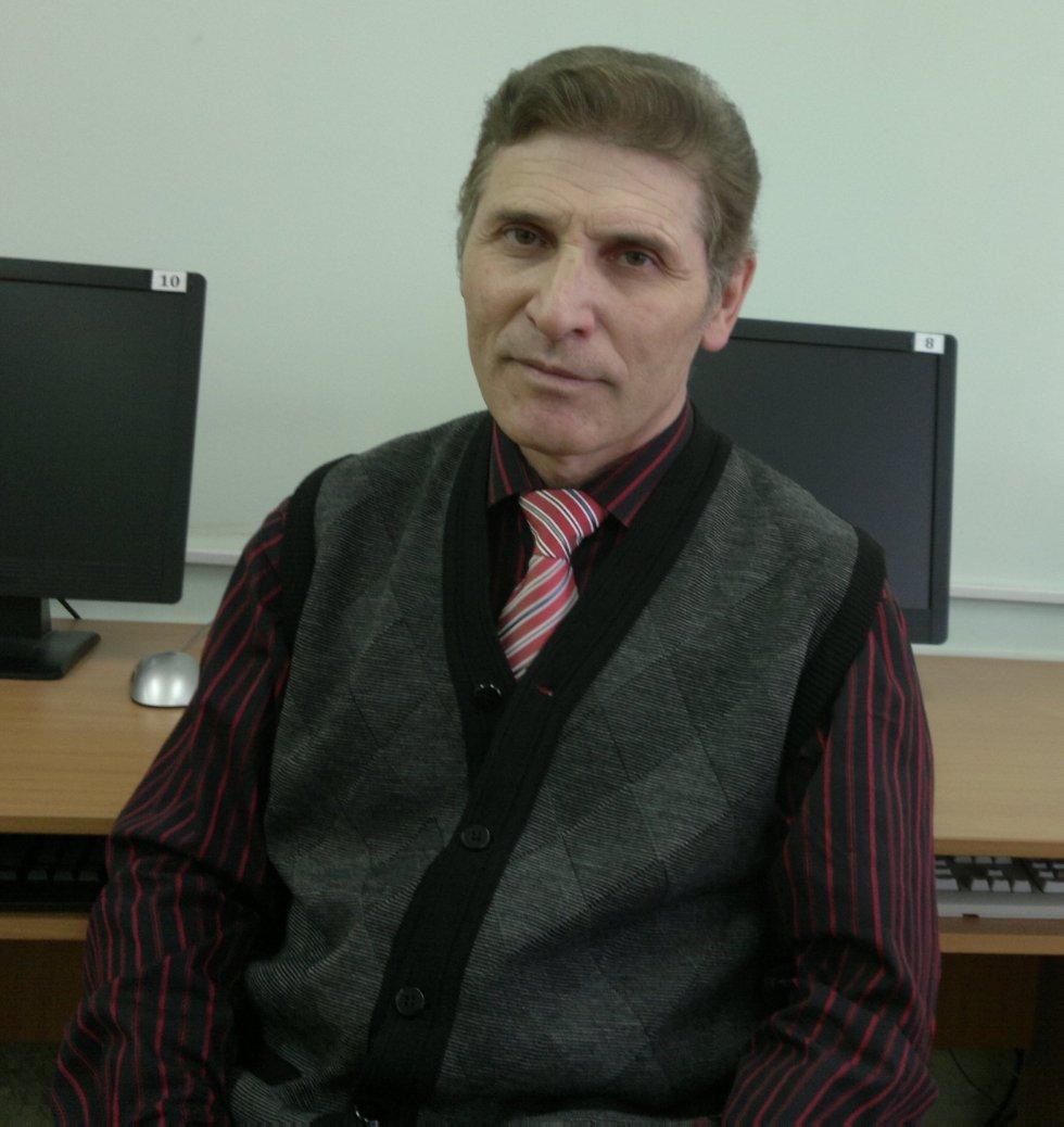 Шарафутдинов Рафик Низамутдинович