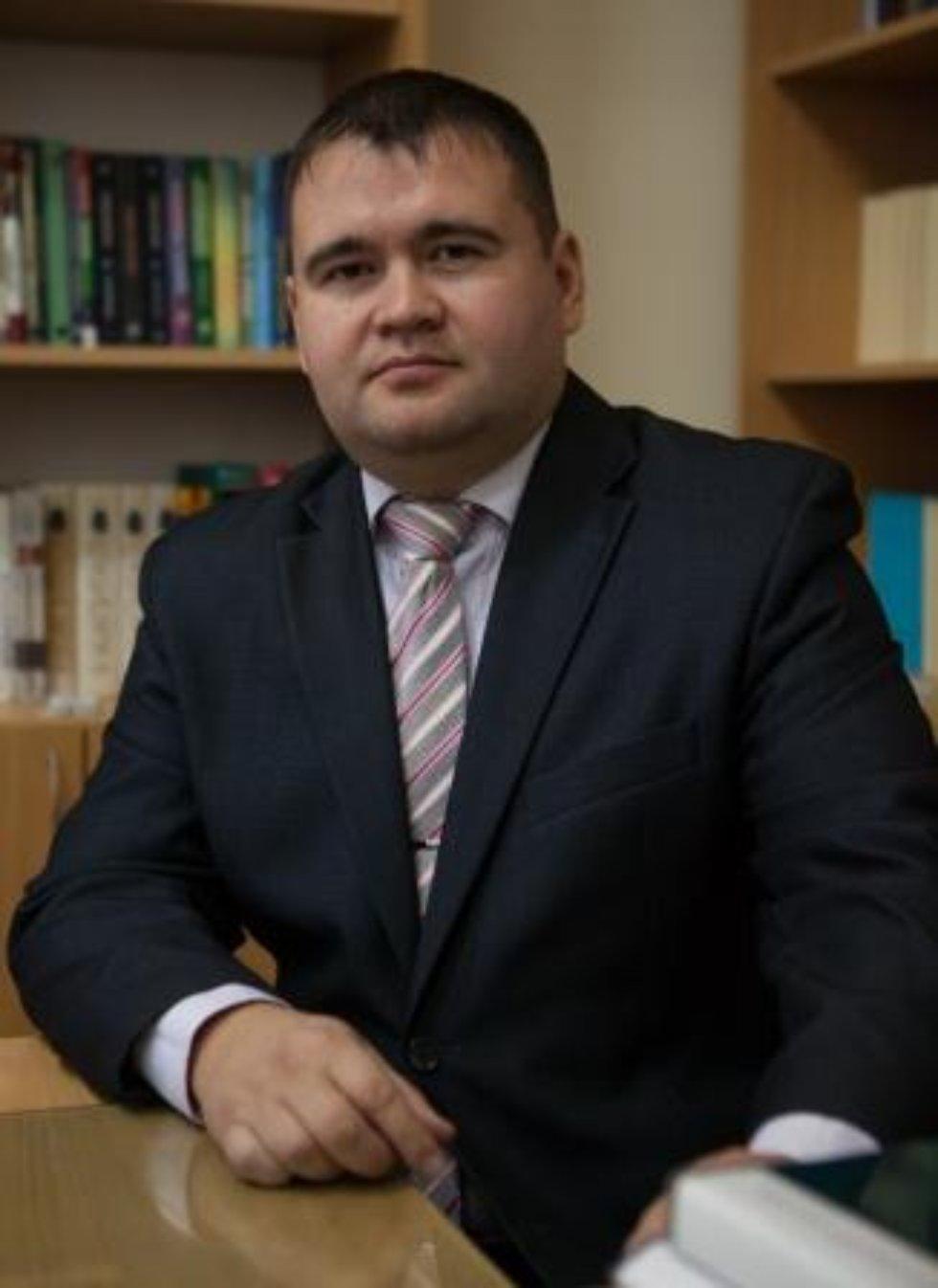 Gapsalamov Almaz Rafisovich