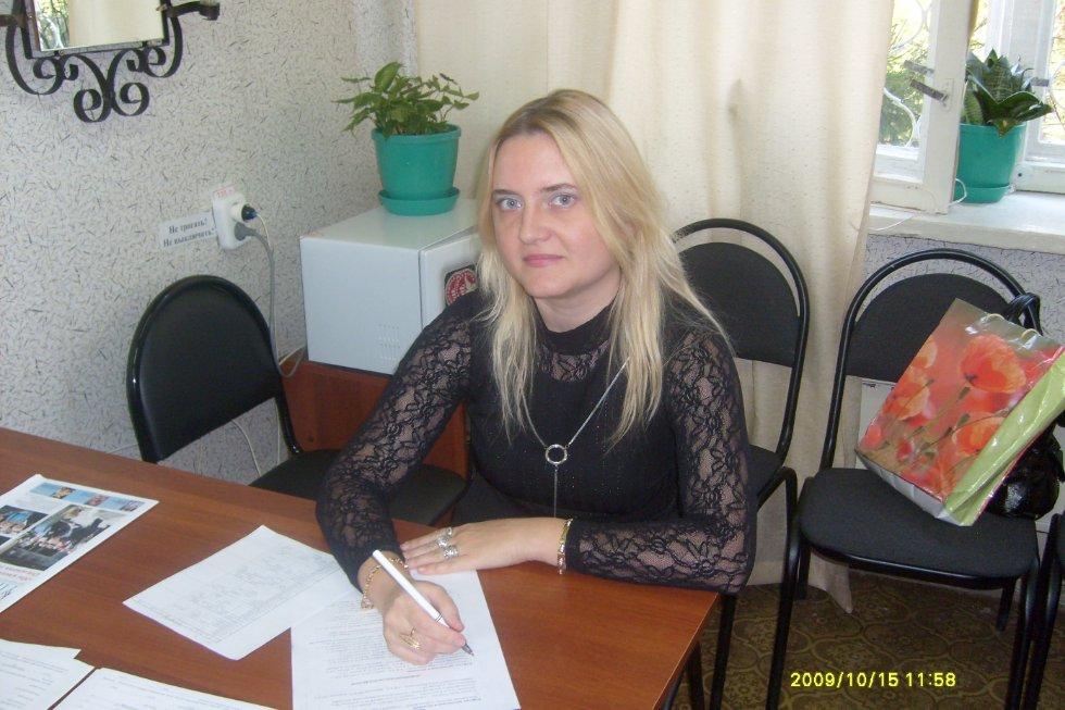 Кузьмина Ирина Александровна