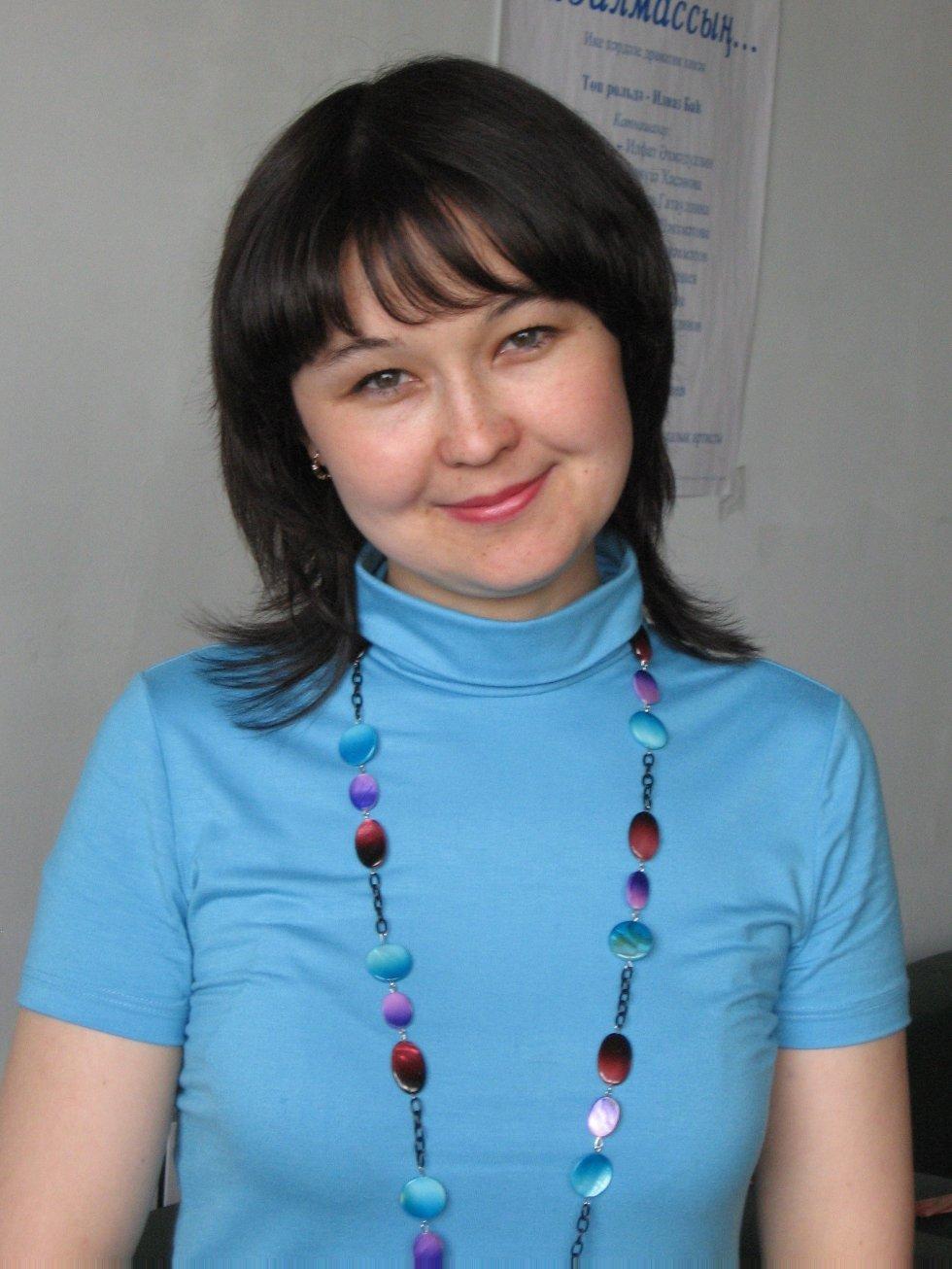 Gabdrahmanova Fanuza Hajdarovna