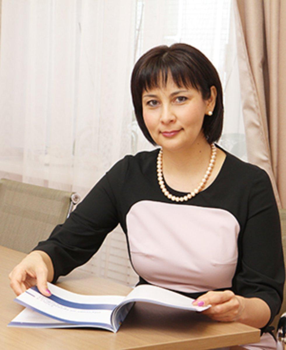 Ахметшина Алсу Ринатовна