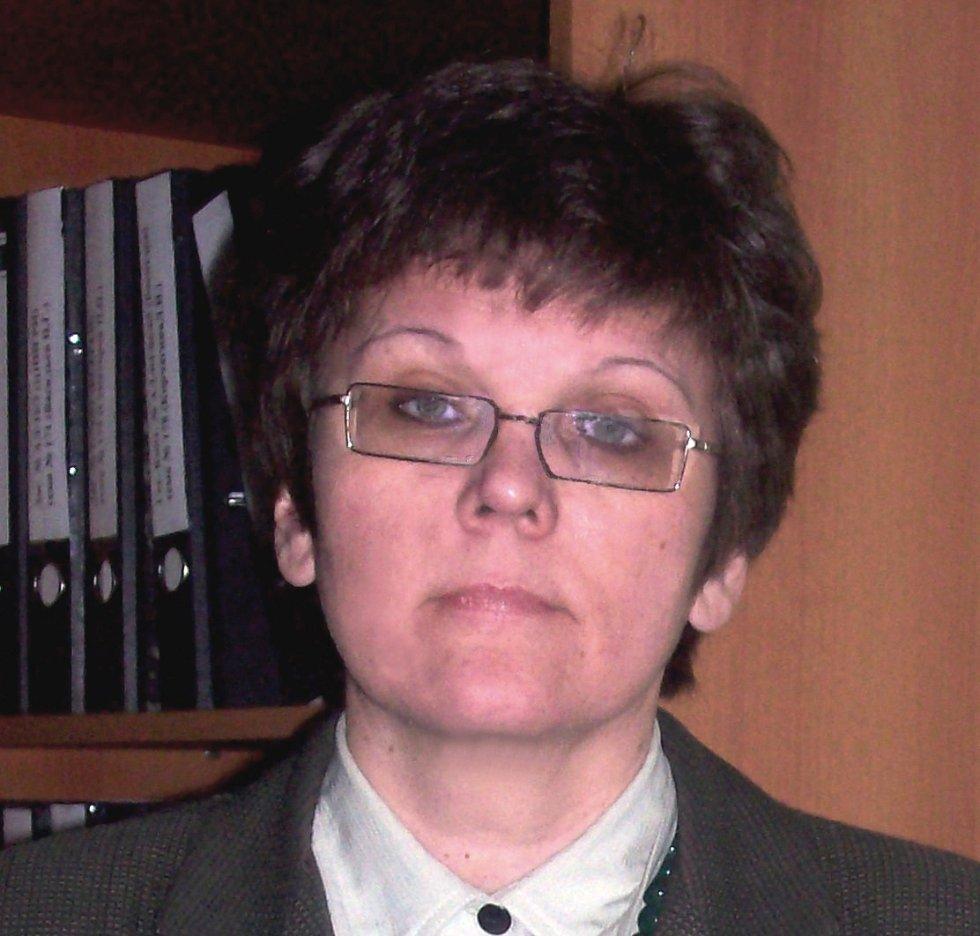 Zorina Svetlana Olegovna