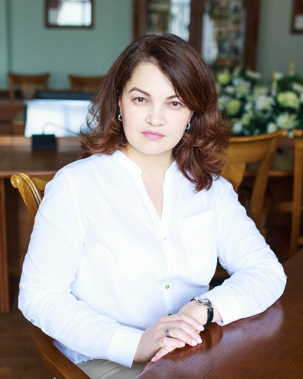 Nagumanova Guzel Firdinatovna