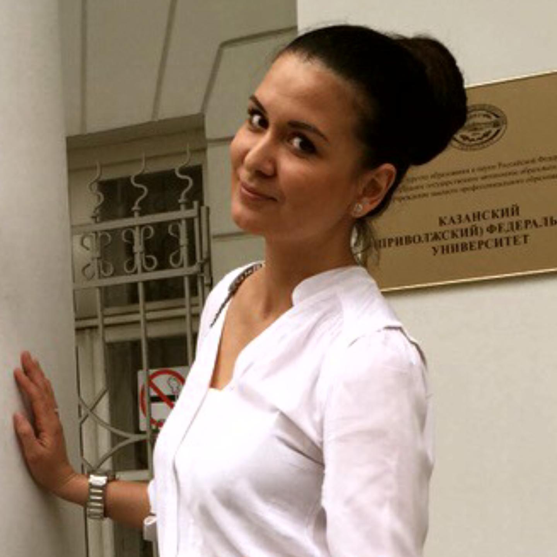 Галимарданова Юлия Марселовна