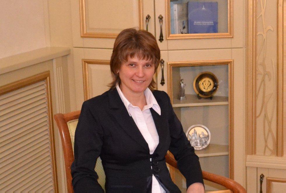 Венидиктова Елена Александровна