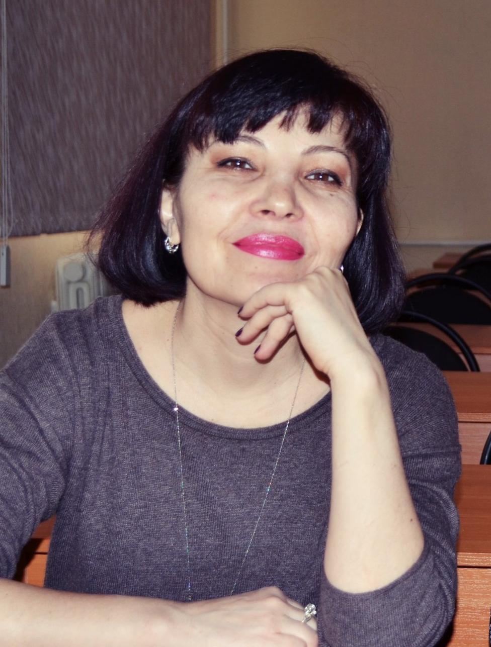 Shatunova Olga Vasilyevna