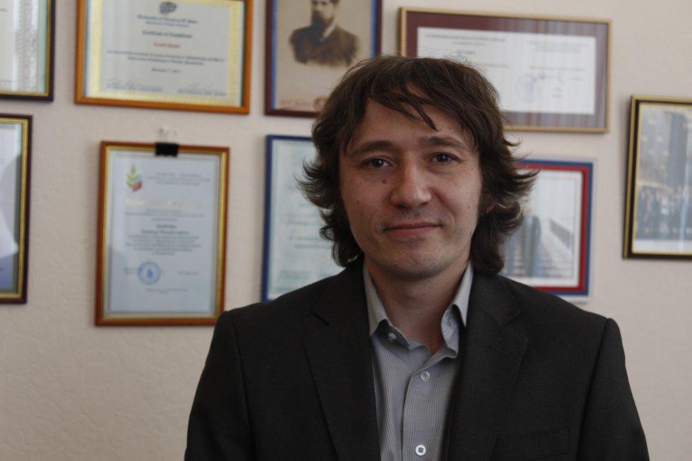 Устин Павел Николаевич