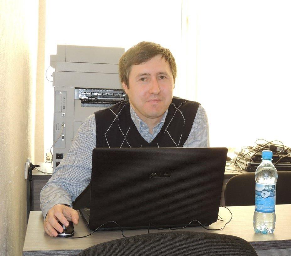 Гафаров Фаиль Мубаракович