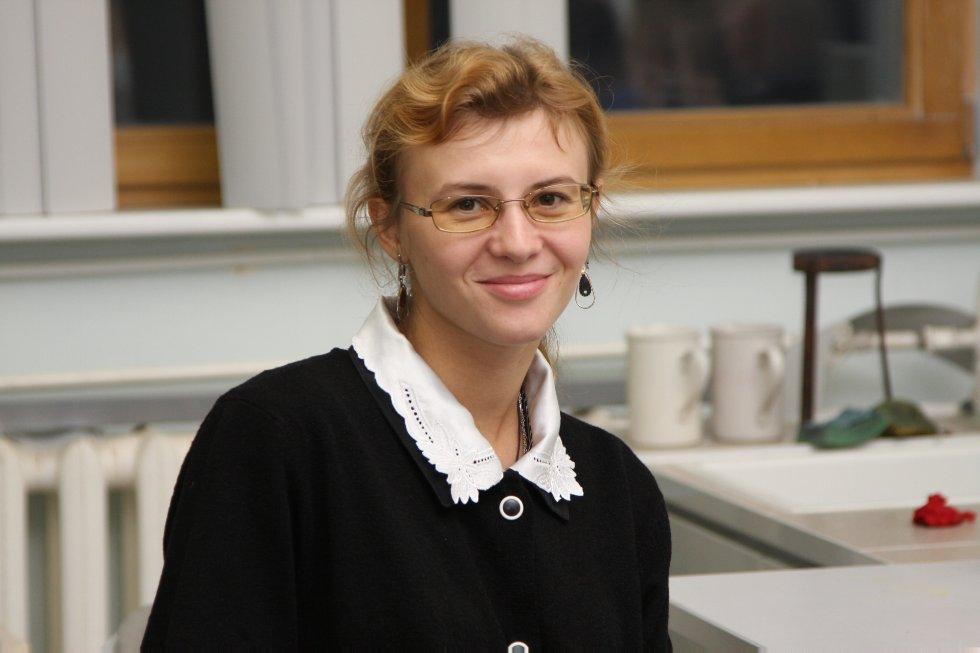 Margulis Anna Borisovna
