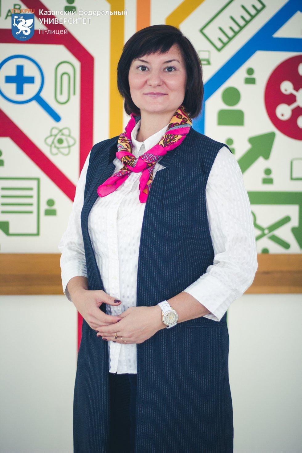 Абубакирова Наиля Накиповна