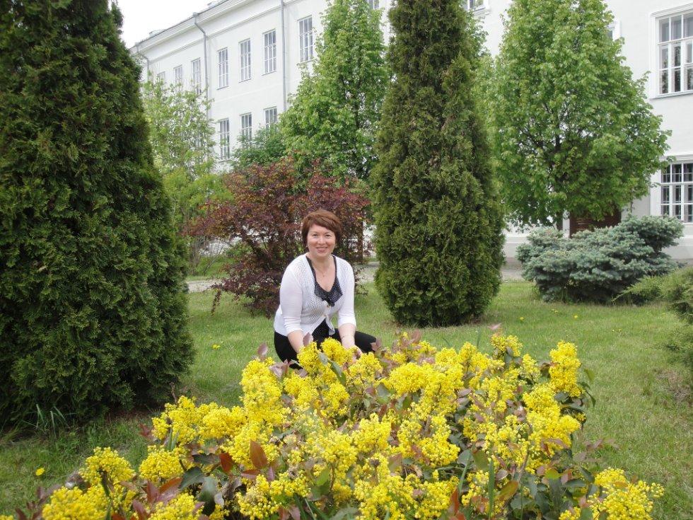 Тимерханова Гульнара Халиловна