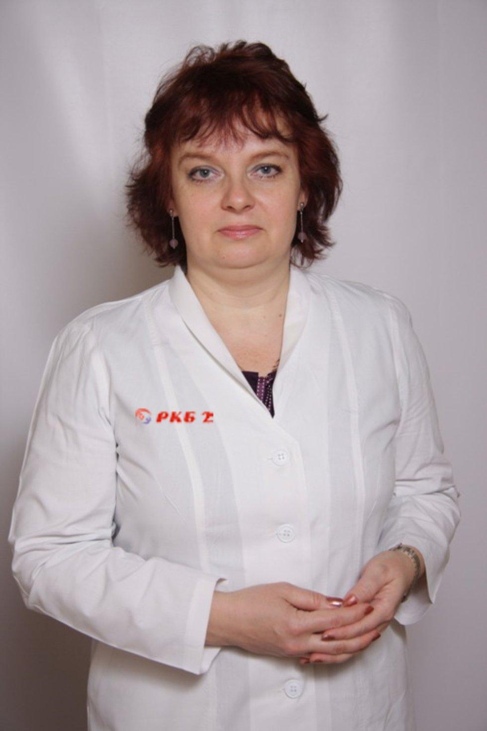 Сидорова Ирина Владимировна