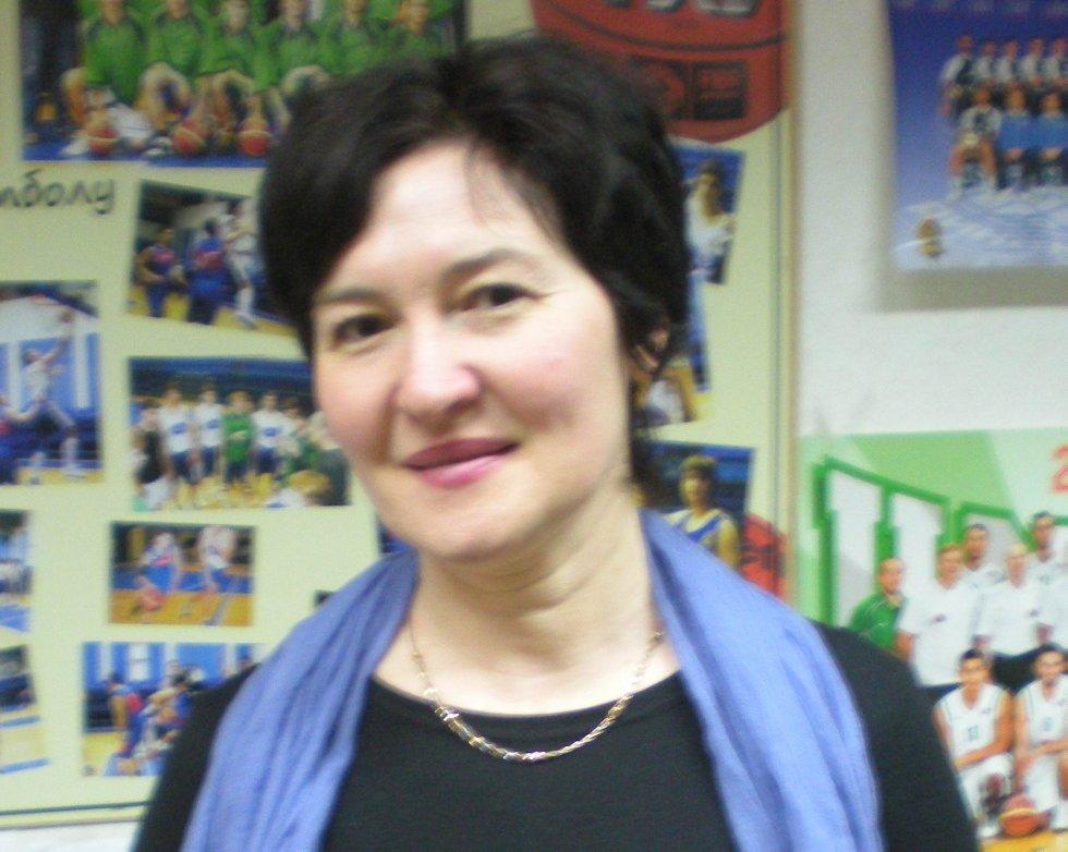 Серазетдинова Лариса Ильбарсовна