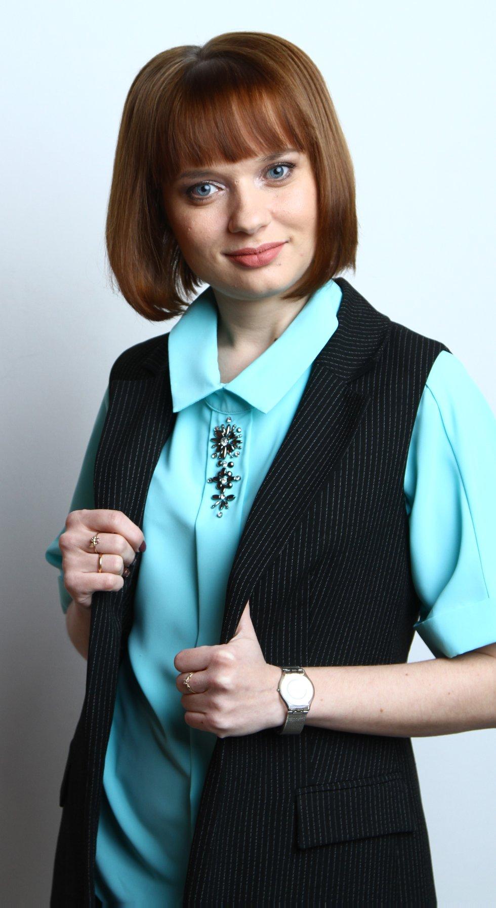 Снарская Екатерина Валерьевна