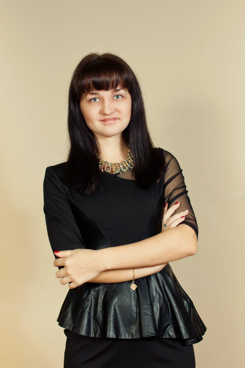 Асмоловская Мария Владимировна