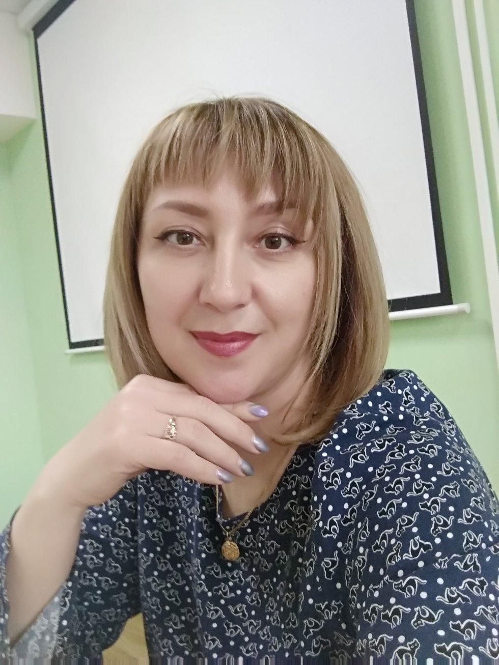 Саматова Чулпан Хамитовна