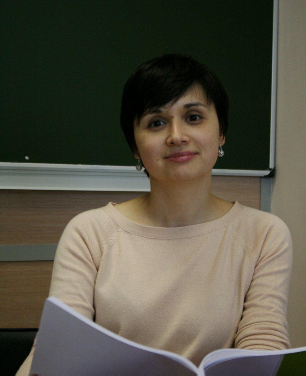 Ismagilova Liliya Renatovna