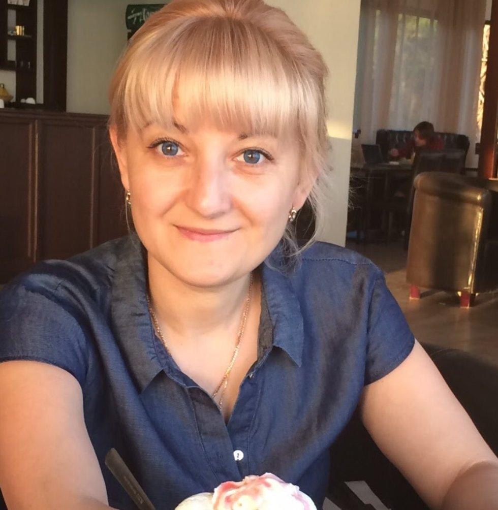 Комарова Любовь Юрьевна