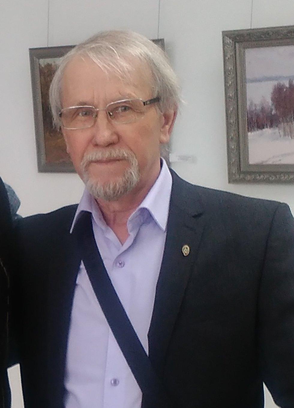 Акимов Владимир Яковлевич