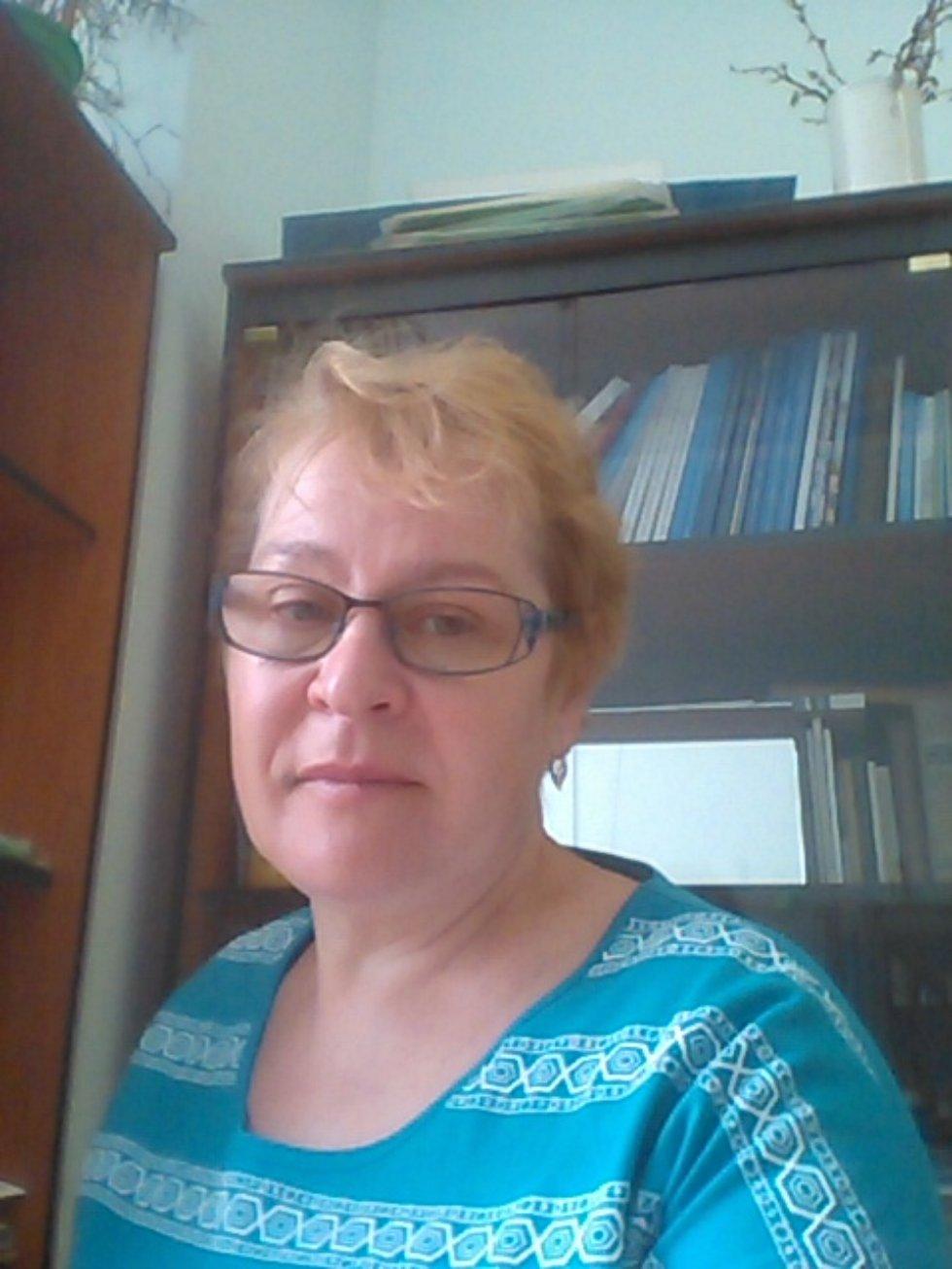 Usacheva Elena Vasilevna