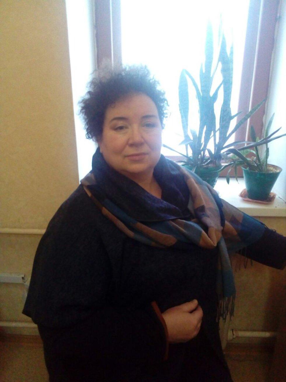 Tukmanova Zemfira Genrihovna