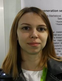 Маркелова Мария Ивановна