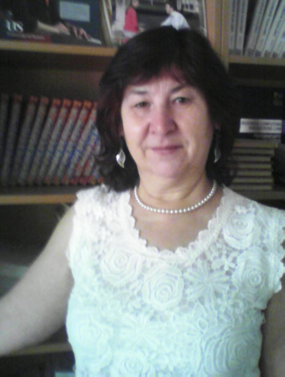 Сахапова Фарида Ханифовна