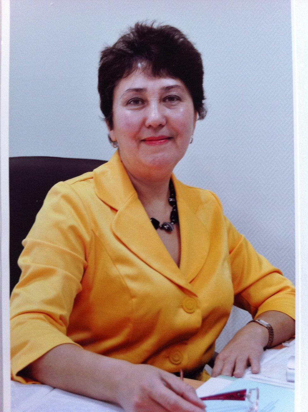 Zakirova Venera Gilmkhanovna