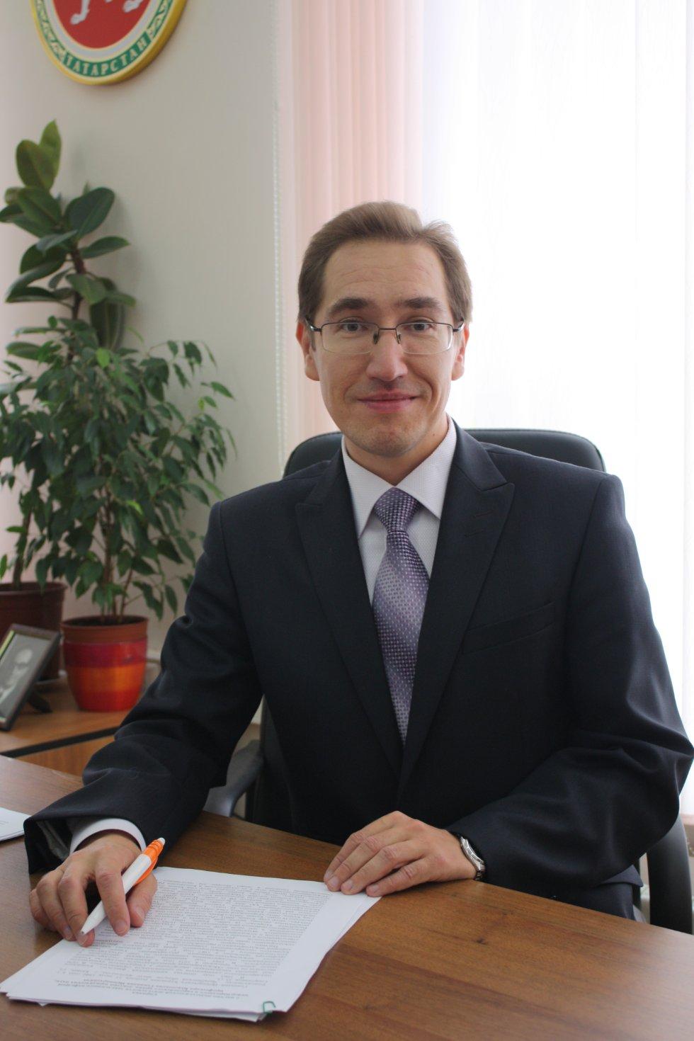 Abdullin Adel Ilsiyarovich